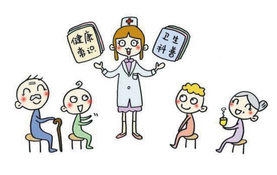 健康中国行—全民健康素养促进活动概述
